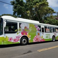 Taipei's first electric bus to launch in Oct.