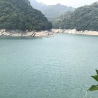 Taiwan's Shihmen Reservoir water levels down by 50%
