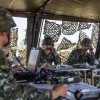 「漢光34號」演習全兵力預校 24日清晨6時展開