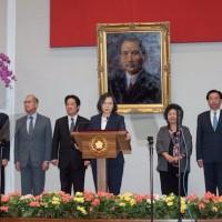 China has crossed bottomline: Taiwan President Tsai Ing-wen
