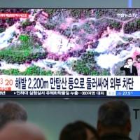 北韓宣稱炸毀核子試驗場 邀外媒見證
