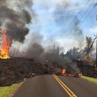 夏威夷火山不斷噴發 更多居民被迫撤離