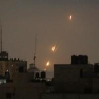 巴勒斯坦民衆出奇招 放「燃燒風箏」燒以色列森林農地
