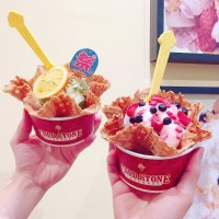 Taiwan cools off with Cold Stone's 11th anniversary deals