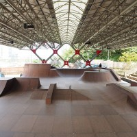 Taipei City offers free extreme sports coaching at Extreme Sports Training Center