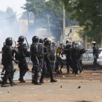 非洲馬利獨裁總統鎮壓民衆 導致16人受傷