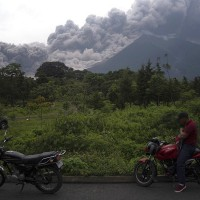 Guatemala volcano eruption kills at least 7, rescue hampered