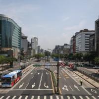 Video and photos of Wan An air raid drill today in Taipei