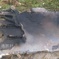 F-16戰機失聯 新北五分山疑發現殘骸