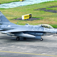 F-16 crashes in mountains of Northern Taiwan
