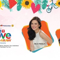 Filipina actress Bela Padilla to celebrate Philippine independence in New Taipei City
