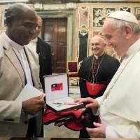 在台奉獻26年 非裔神父高福南邀教宗訪台