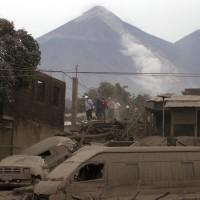 Taiwan donates to Guatemala volcano disaster relief