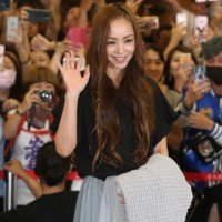 Taiwan's China Airlines apologizes for leak of pop star Namie Amuro's flight info