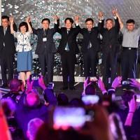 賴清德出席「2018新創特展」:InnoVEX是走向國際的大好機會