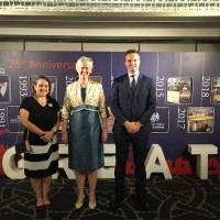 Taiwan and UK have built friendship and trust: British representative to Taiwan
