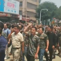 Veteran protest in China fizzles after Beijing agrees to release those in custody