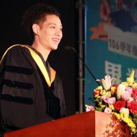Jeremy Lin offers tips on life for Taiwanese college graduates