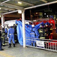 日本新幹線驚傳無差別砍人事件 1死2傷