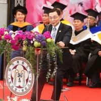 旺宏總經理盧志遠勉台大學弟妹 勇於冒險量才適性