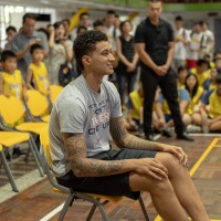 Taiwan shows lots of love to NBA star Kyle Kuzma