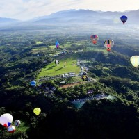 台東國際熱氣球嘉年華 飛上天空讓國際看到台灣之美