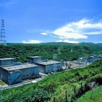 停機中的核一廠 因今晨大雨致柴油機組突起動