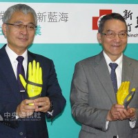 Taiwan's ITRI taps 3D printing technology to give patients 'a helping hand'