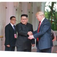 消息人士:川普承諾簽韓戰和平宣言