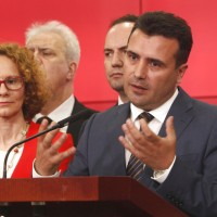 北大西洋公約組織允許北馬其頓加入