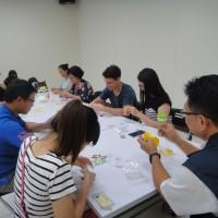 香包慶端午 雲林新住民體驗台灣傳統文化