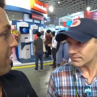 Streamer 'CJayride' confronted by foreigner during Computex Taipei