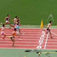 《快訊》楊俊瀚日本大學田徑公開賽再破全國紀錄