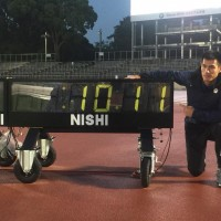 Taiwanese athlete Yang Chun-han breaks 100m National Record twice in a day