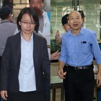 〈時評〉吳音寧vs.韓國瑜