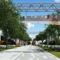 臺中鐵路高架化 市府打造綠空鐵道