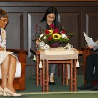 會貝里斯參眾議長 蔡英文:持續經貿合作、深化兩國情誼