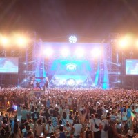 2018 'Ho-Hai-Yan Rock Festival' in Gongliao starts in July