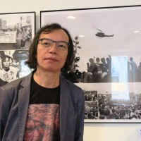 Taiwanese photographer exhibits Taiwan's transition to democracy in New York