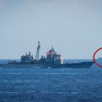 Uninvited Chinese visitor drops in on trilateral US-Japan-India naval exercises