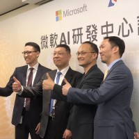 Microsoft cooperates on AI with Taiwan universities