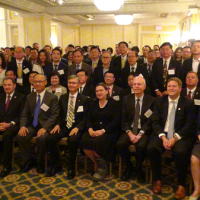 Taiwan boasts the largest delegation atSelectUSASummit on foreign investment