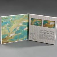 國美館慶30週年 推國寶畫《蓮池》悠遊卡
