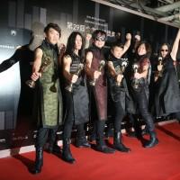 董事長樂團鍍金 宣布跨足電影9月再赴歐巡演