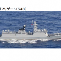 中國軍艦又繞台 國防部:我方完全掌握航行過程