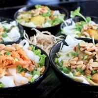 慶祝越捷直飛台南越南兩週年 台南機場越南美食免費吃