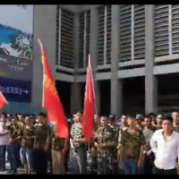 Violent veteran protests reportedly growing in Jiangsu, China amid media blackout