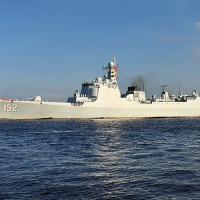 Chinese flotilla conducting drills near southern Taiwan for over a week