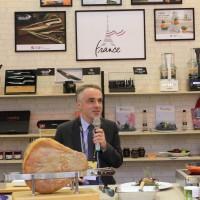 法國館再度飄香 法式市集現身台北國際食品展