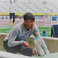 Taiwanese athlete Chen Kuei-ru: pursue excellence, then perfection